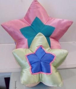 подушка-звездочка