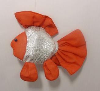 игрушка-рыбка